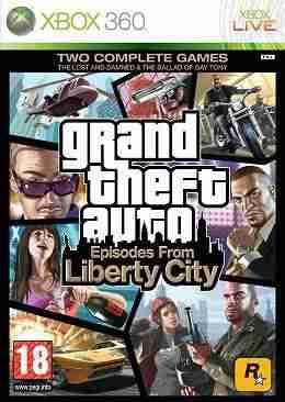 Descargar GTA Episodes From Liberty City [Por Confirmar][Region Free][WAVE4] por Torrent